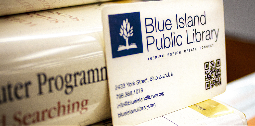 BIPL Library Card