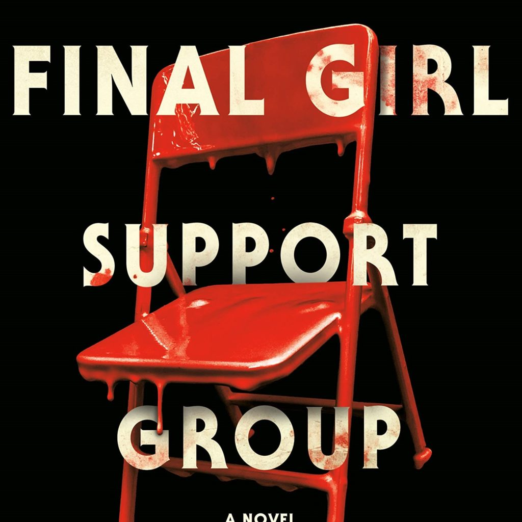 Cropped version of the cover for The Final Girl Support Group